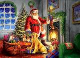 Helping Santa~ Marcello Corti