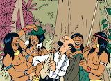 22 - Tintin et les picaros - 1