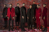 Men In Black and Red