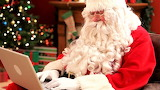 #Santa Claus and His Laptop