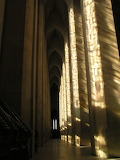 Repetition sunshine - Guildford Cathedral