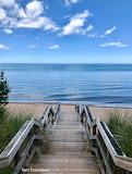 I love St. Ignace Puzzle-Terri Donaldson-Lake Superior