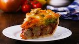 ^ Stuffed Meatball Pie