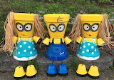 How To Make Minions out of Flower Pots