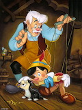 Pinocchio & Giuseppe