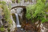 Christine Falls, Mount Rainier National Park, Washington