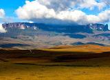 Brazilië Roraima Tafelberg
