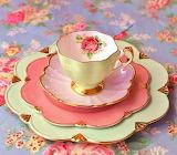 #Vintage Tea Cup