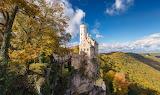 Germany schloss liechtenstein mountains