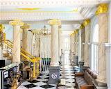 Reception area palace of revelations vietnam