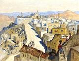 Bethlehem by Konstantin Gorbatov 1935