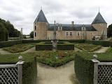 Jardin et château de Chamerolles (Loiret)