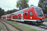 Double-Deck Coaches in Schleswig-Holstein, Germany