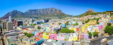 Table Mountain Bo-Kaap South Africa
