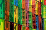 colorful building windows