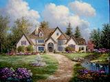 Dennis Patrick Lewan Art