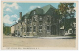 First National Bank of Washingtonville Postcard (Hard)