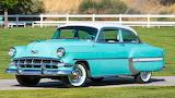 1954 Chevrolet Bel Air Car Coupe