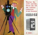 Machine - Eumig 8mm Camera