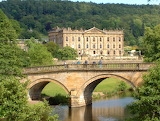 Chatsworth House, Devonshire, James Paine, Architect