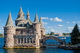Boldt Castle Saint Lawrence River NY USA