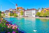 In Thun, Switzerland