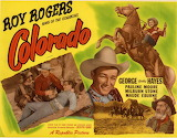 "Roy Rogers Movie ""Colorado"""