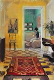 Keiko Ogawa, Tea, Yellow, House
