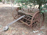 Old plough 1