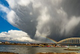 Cloud Mammatus by nijmegen tto the Netherlands