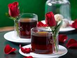 Cake-cups-drink-elegantly-gentle-harmony-love-nice-petals-romanc