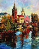 Prague Autumn~ painting