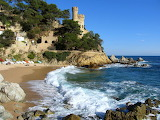 Lloret del Mar,Costa Brava,Spain