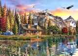 Lake Cabin 3