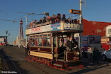 1900 Birkenhead tram 20 in Blackpool