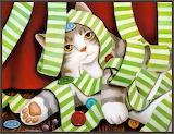 08 Diana Jackson, the Naive Cat, Aug