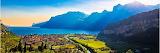 Torbole and Lake Garda Italy
