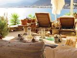 Beachside hotel Stalis