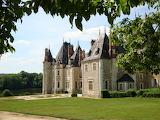 Chateau de la Verrerie - France