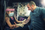 Funny daddies girl tatoo