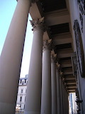 Buenos Aires Cathedral pillars