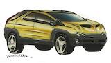 Original Concept Pontiac Aztek