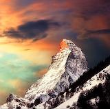 The Matterhorn...