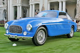 1950 Ferrari 212 Inter Touring Berlinetta