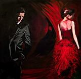 Lady Noir and Gentleman
