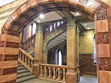 Stairwell by Lyndsay Roberts