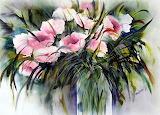 Watercolour Bouquet