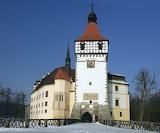 Blatná, Castle, CZ