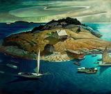 """Art tumblr """"Island Funeral"""" """"N. C. Wyeth"""""""