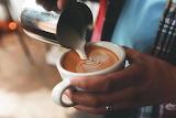 Espresso and Milk Happiness